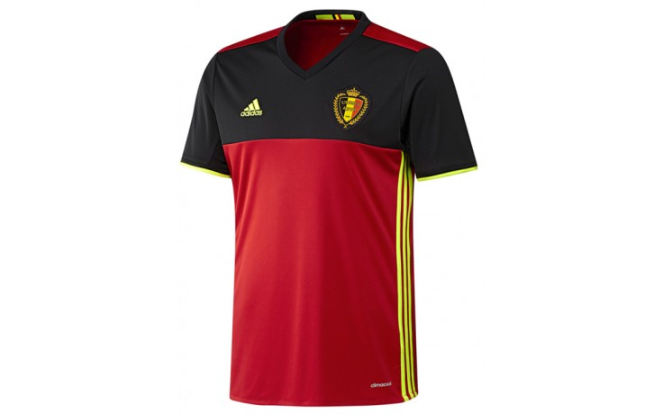 belgië voetbalshirt
